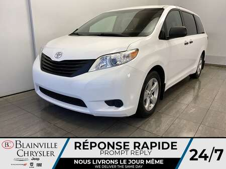 2015 Toyota Sienna CAM RECUL * BLUETOOTH * CRUISE for Sale  - BC-90547B  - Blainville Chrysler