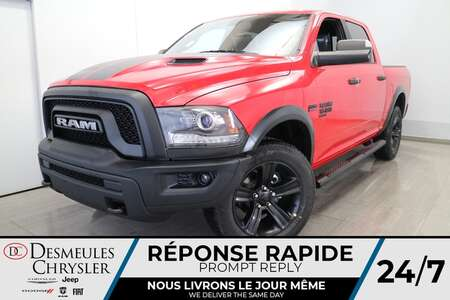 2021 Ram 1500 Crew Cab WARLOCK 5.7 HEMI 4X4 * SIEGES CHAUFFANTS for Sale  - DC-21241  - Desmeules Chrysler