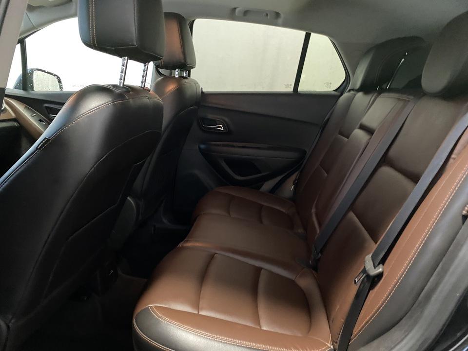 2015 Chevrolet Trax  - Desmeules Chrysler