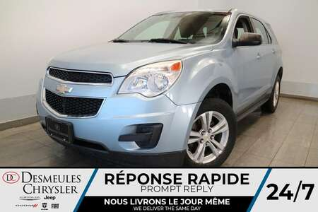 2014 Chevrolet Equinox LS 2,4L * AIR CLIMATISE * CRUISE * BLUETOOTH * for Sale  - DC-C2279  - Blainville Chrysler