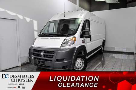 2015 Ram PROMASTER High Roof + a/c + bluetooth for Sale  - DC-D1921  - Desmeules Chrysler