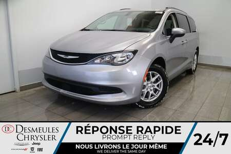 2021 Chrysler GRAND CARAVAN SXT 2WD * CAMERA * SIEGES ET VOLANT CHAUFFANTS * for Sale  - DC-21281  - Desmeules Chrysler