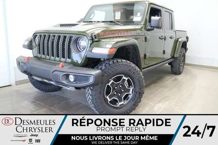 2021 Jeep Gladiator Mojave 4X4 * NAVIGATION  * UCONNECT 8.4 PO * CUIR for Sale  - DC-21788  - Blainville Chrysler