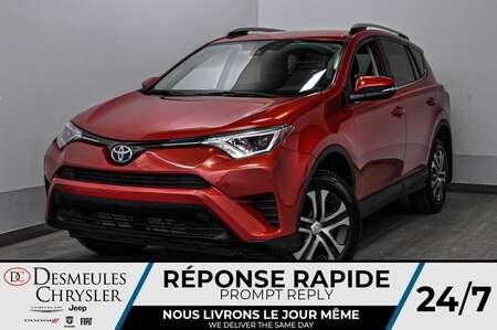 2017 Toyota RAV-4 LE + a/c + bancs chauff + cam recul for Sale  - DC-L2102  - Desmeules Chrysler