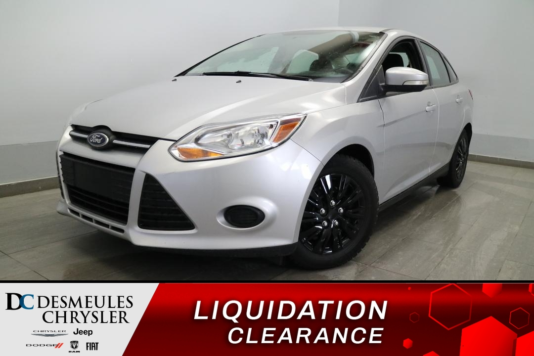 2014 Ford Focus  - Blainville Chrysler
