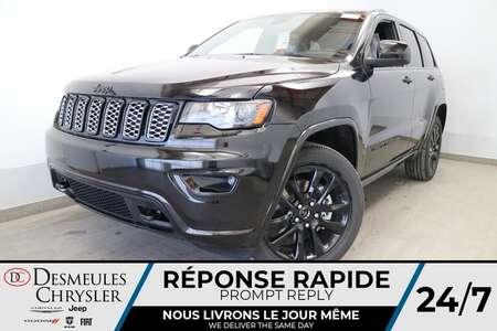 2021 Jeep Grand Cherokee ALTITUDE 4X4 * NAVIGATION * UCONNECT 8.4 POUCES * for Sale  - DC-21804  - Blainville Chrysler