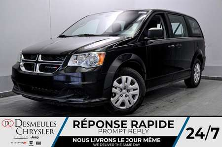2020 Dodge Grand Caravan SE *BLUETOOTH *CAM REC for Sale  - DC-20733  - Blainville Chrysler