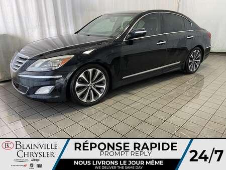 2012 Hyundai GENESIS 5.0 R-SPEC * TOIT OUVRANT * 4 SIEGES CHAUFFANTS * for Sale  - BC-C1699A  - Blainville Chrysler