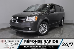 2019 Dodge Grand Caravan SXT Premium Plus + DVD + BLUETOOTH *78$/SEM  - DC-91292  - Desmeules Chrysler