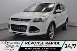 2014 Ford Escape Titanium *GPS *Sièges chauffant *Bouton Start *A/C  - DC-S2219  - Desmeules Chrysler