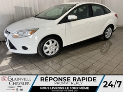 2014 Ford Focus SE * BLUETOOTH * CRUISE * A/C * SIEGES CHAUFFANTS  - BC-20327A  - Blainville Chrysler