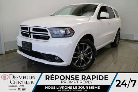 2017 Dodge Durango GT AWD * NAVIGATION * TOIT OUVRANT * V8 HEMI * NAV for Sale  - DC-V2465  - Blainville Chrysler