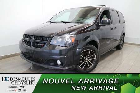 2016 Dodge Grand Caravan R/T * NAVIGATION * DVD * CAMERA DE RECUL * CUIR * for Sale  - DC-E2458  - Blainville Chrysler