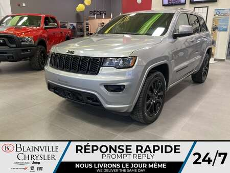 2021 Jeep Grand Cherokee Altitude * DÉMO * Int. CUIR & SUEDE * for Sale  - BC-21030  - Desmeules Chrysler