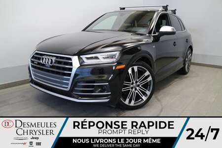 2018 Audi SQ5 Prestige 3.0T AWD * NAVIGATION * TOIT OUVRANT * for Sale  - DC-E2451  - Desmeules Chrysler