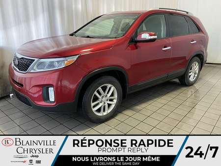 2014 Kia Sorento LX * SIEGES CHAUFFANT * CRUISE * BLUETOOTH * for Sale  - BC-20271B  - Desmeules Chrysler