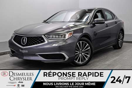 2018 Acura TLX 3.5L V6 * TOIT OUVRANT * BLUETOOTH * A/C for Sale  - DC-S2166  - Blainville Chrysler