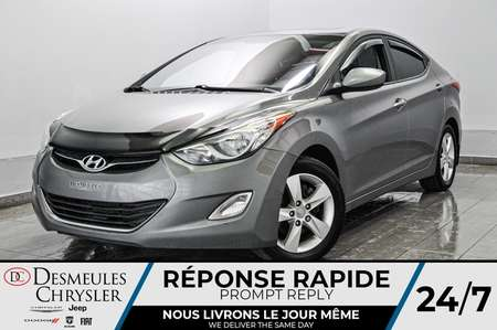 2012 Hyundai Elantra GLS * CRUISE * SIEGES CHAUFFANTS * TOIT OUVRANT * for Sale  - DC-L2095B  - Blainville Chrysler