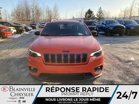 2021 Jeep Cherokee 80th Anniversary * CUIR * TOIT PANORAMIQUE for Sale  - BC-21392  - Blainville Chrysler