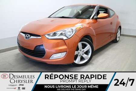 2014 Hyundai Veloster AIR CLIMATISE * SIEGES CHAUFFANTS * CRUISE * for Sale  - DC-S2584  - Desmeules Chrysler