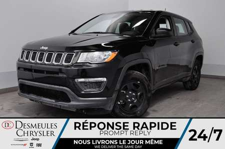 2019 Jeep Compass Sport + BLUETOOTH + BANCS CHAUFF *65$/SEM for Sale  - DC-90615  - Desmeules Chrysler