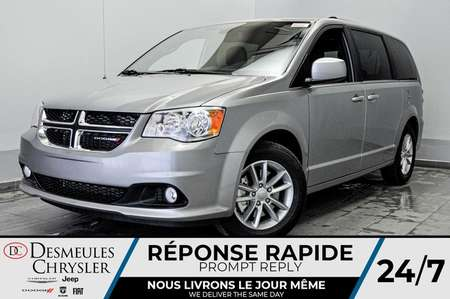 2020 Dodge Grand Caravan Premium Plus + DVD + BANCS CHAUFFANT 98$/SEM* for Sale  - DC-20672  - Blainville Chrysler