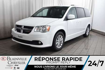 2020 Dodge Grand Caravan PREMIUM PLUS for Sale  - BC-20365  - Desmeules Chrysler