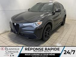 2018 Alfa Romeo Stelvio Ti Sport AWD * CRUISE ADAPTATIF * CAM RECUL *  - BC-S2303  - Blainville Chrysler