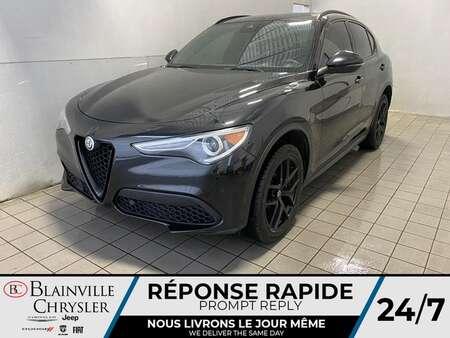 2018 Alfa Romeo Stelvio Ti Sport AWD * CRUISE ADAPTATIF * CAM RECUL * for Sale  - BC-S2303  - Blainville Chrysler
