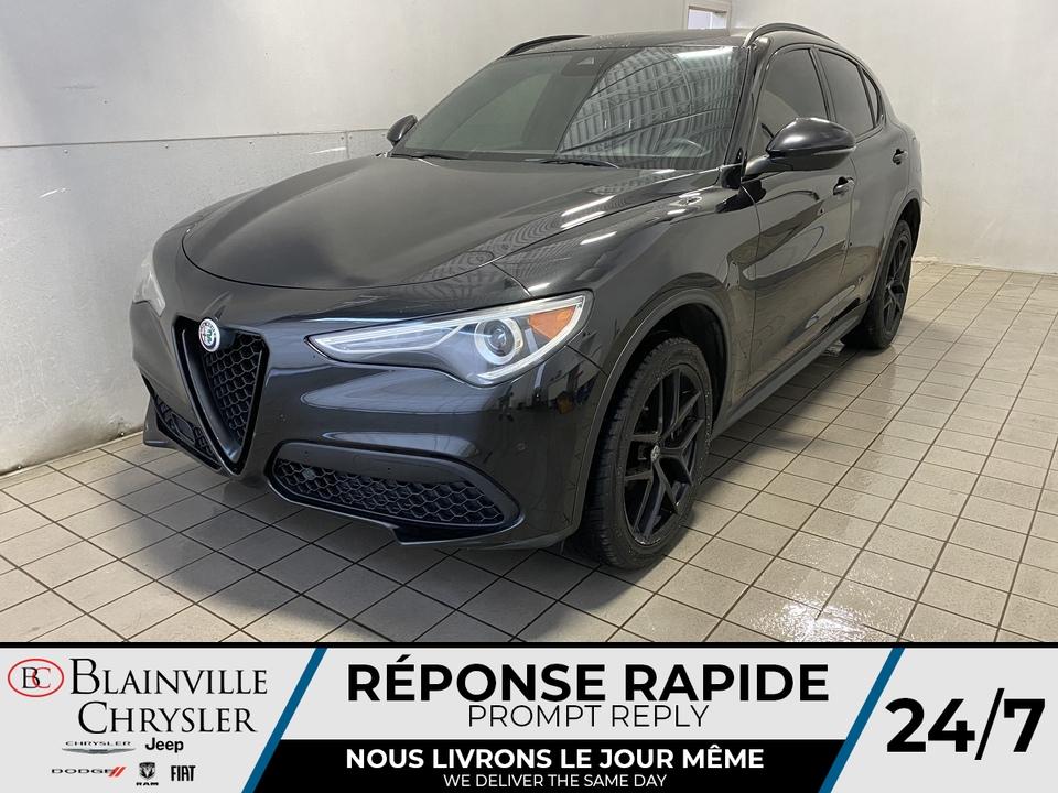 2018 Alfa Romeo Stelvio   - Blainville Chrysler