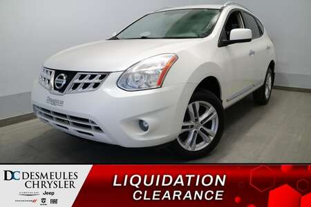 2012 Nissan Rogue SV * AIR CLIMATISE * SIEGES CHAUFFANTS * CAMERA * for Sale  - DC-S2550  - Desmeules Chrysler