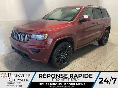2021 Jeep Grand Cherokee Altitude * Int. CUIR & SUEDE * TOIT OUVRANT for Sale  - BC-21457  - Desmeules Chrysler