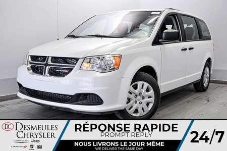 2020 Dodge Grand Caravan Canada Value Package + BLUETOOTH for Sale  - DC-20678  - Blainville Chrysler