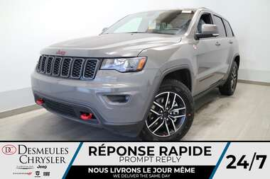 2021 Jeep Grand Cherokee Trai