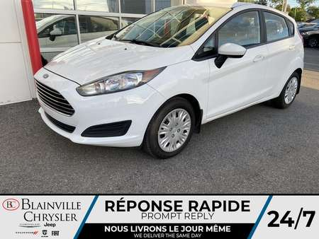 2015 Ford Fiesta S * BLUETOOTH * A/C * ECONOMIQUE for Sale  - BC-D1768  - Desmeules Chrysler