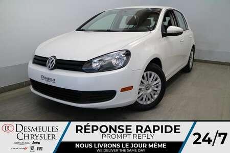2013 Volkswagen Golf 2.5L * TRENDLINE * A/C * SIEGES CHAUFFANTS *CRUISE for Sale  - DC-21005A  - Desmeules Chrysler