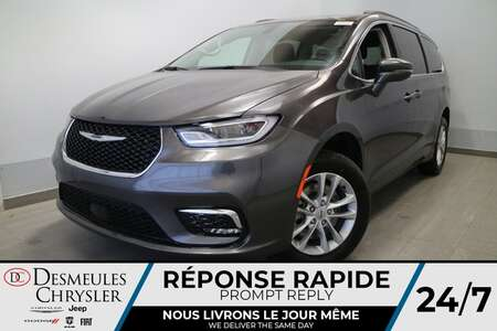 2021 Chrysler Pacifica Touring AWD * UCONNECT 8.4 POUCES * NAV * CUIR * for Sale  - DC-21450  - Desmeules Chrysler