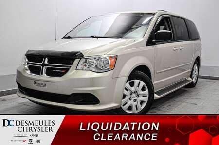 2015 Dodge Grand Caravan SE V6 3.6L * CAM RECUL  * DVD * A/C * 7 PASSAGERS for Sale  - DC-L2084  - Blainville Chrysler