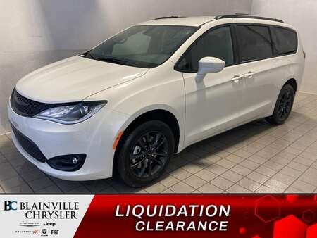 2020 Chrysler Pacifica TOURING L AWD * CUIR * GROUPE ÉLECTIQUE COMPLET for Sale  - BC-20552  - Desmeules Chrysler