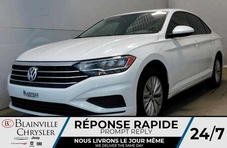 2019 Volkswagen Jetta APPLE CARPLAY * SIEGE CHAUFFANT * CAM RECUL * for Sale  - BC-R2291A  - Desmeules Chrysler