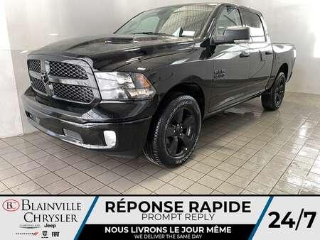 2021 Ram 1500 ALL BLACK SLT V6 3.55 * SIEGES & VOLANT CHAUFFANTS for Sale  - BC-21387  - Desmeules Chrysler