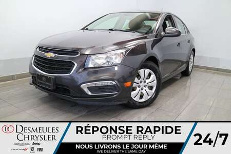 2016 Chevrolet Cruze Limited LT *  AIR CLIMATISE * CAMERA DE RECUL * CRUISE * for Sale  - DC-20664A  - Blainville Chrysler