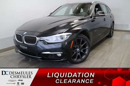 2016 BMW 3 Series 328i xDrive AWD * NAVIGATION * TOIT OUVRANT * A/C for Sale  - DC-S2471  - Desmeules Chrysler