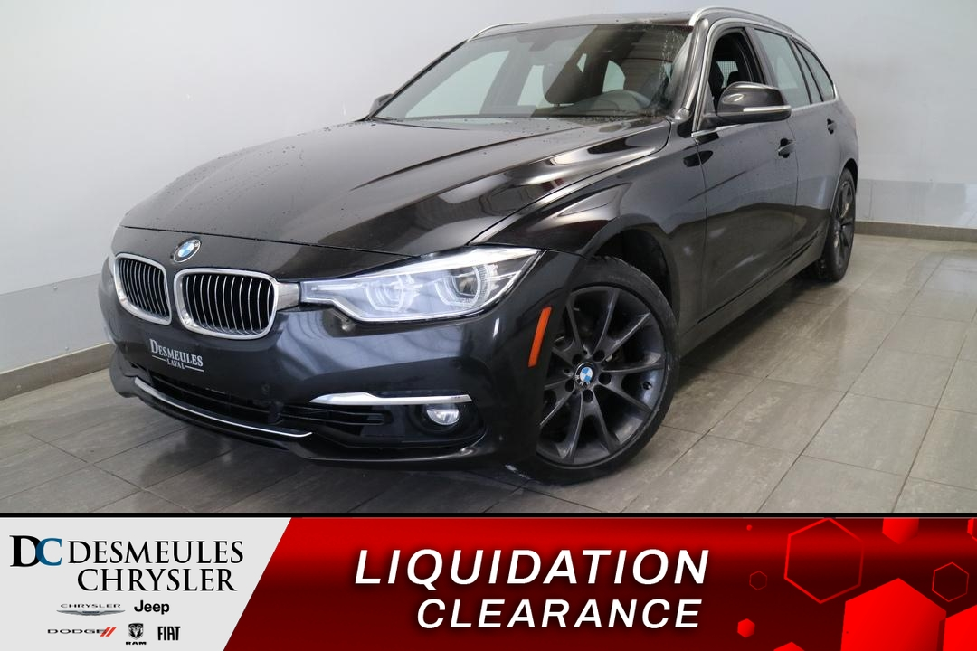 2016 BMW 3 Series  - Blainville Chrysler