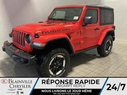 2021 Jeep Wrangler Rubicon 2L TURBO * Ens. DE REMORQUAGE (2000LB) *  - BC-21371  - Blainville Chrysler