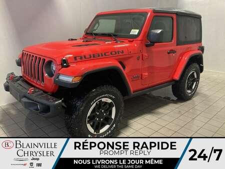 2021 Jeep Wrangler Rubicon 2L TURBO * Ens. DE REMORQUAGE (2000LB) * for Sale  - BC-21371  - Desmeules Chrysler