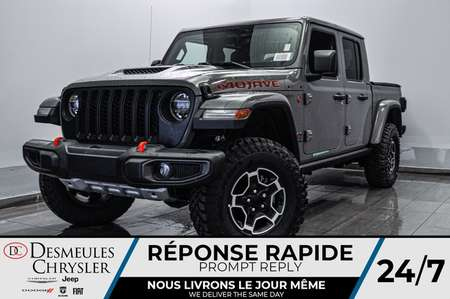 2021 Jeep Gladiator Mojave * VOLANT ET SIEGES CHAUFFANTS * for Sale  - DC-21010  - Blainville Chrysler