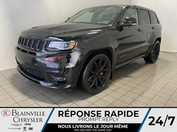 2018 Jeep Grand Cherokee SRT * GPS * SIEGES CHAUFFANTS/VENTILEE * TOIT PANO  - BC-P2115  - Desmeules Chrysler