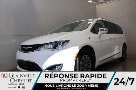 2019 Chrysler Pacifica HYBRID LIMITED * 7 PASS. * CINEMA * HARMAN KARDON for Sale  - 21711A  - Desmeules Chrysler