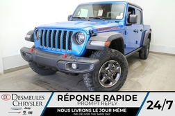 2021 Jeep Gladiator Rubicon 4X4 * UCONNECT 7 POUCES * CAMERA RECUL *  - DC-J21036  - Desmeules Chrysler
